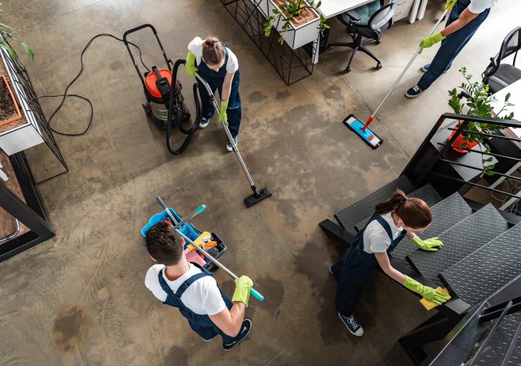 I 2011 innførte myndighetene allmenngjorte overenskomster for renholdere. Lønnsvinnerne var de som hadde lavest lønn fra før, særlig de i det private.