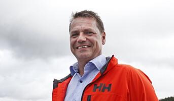 Kjell Syvertsen ny KAM i Maske