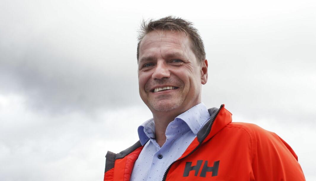 Kjell A. Syvertsen.