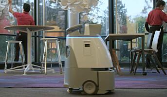 Har solgt 10 000 roboter på et år
