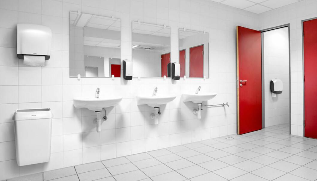 Fortsatt vasker bare 75 prosent av oss hendene etter toalettbesøk.