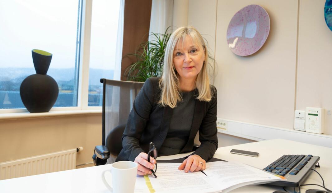 Stor etterspørsel har fått mange arbeidsgivere til selv å bestille personlig verneutstyr som vernemasker og visir fra leverandører utenfor EU/EFTA. Direktør Trude Vollheim i Arbeidstilsynet mot at mye er feilmerket og har manglende dokumentasjon.