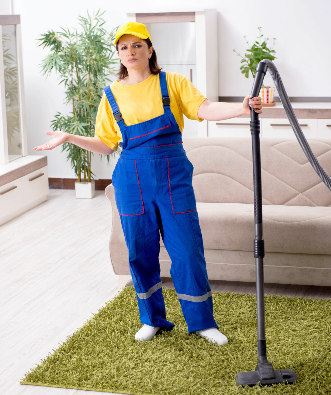 I Sverige er 50 prosent flere renholdere blitt diagnostisert med Covid-19 enn det som er gjennomsnittet blant arbeidstakere.
