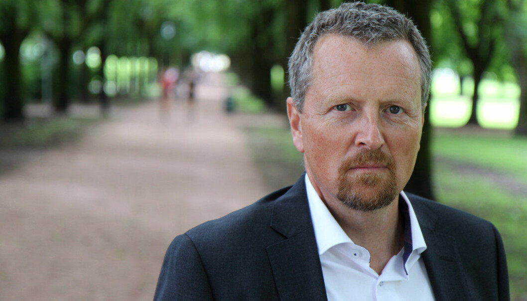 Jorulf Brøvig Silde, bransjedirektør Drift og Service, er bekymret for at en ny fortolkning fra Skattedirektoratet vil ramme kantiner.