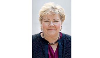 Statsministeren hyller renholderne