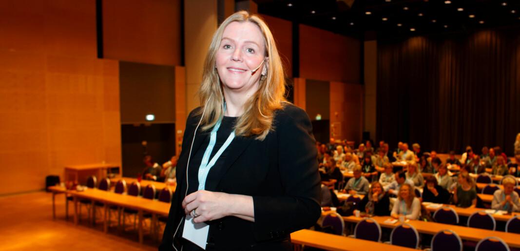 Hege Wilsbeck går fra Mitie Norge til Elite Service Partner AS.