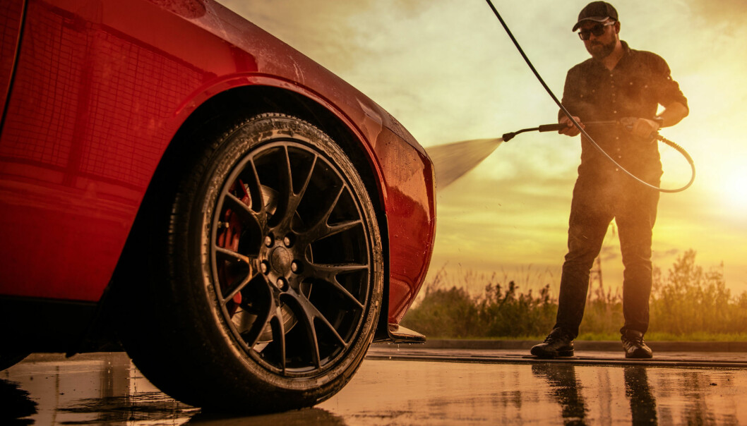 Kampanjen Bra bilvask skal få vekk de useriøse i bilvaskemarkedet.