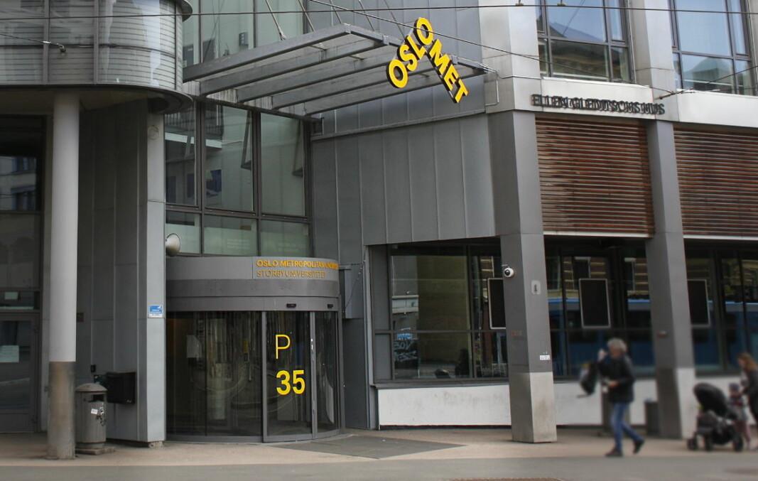 Opptakskontoret ved OsloMet har besluttet en noe enklere søknadsprosess for FM-emner.