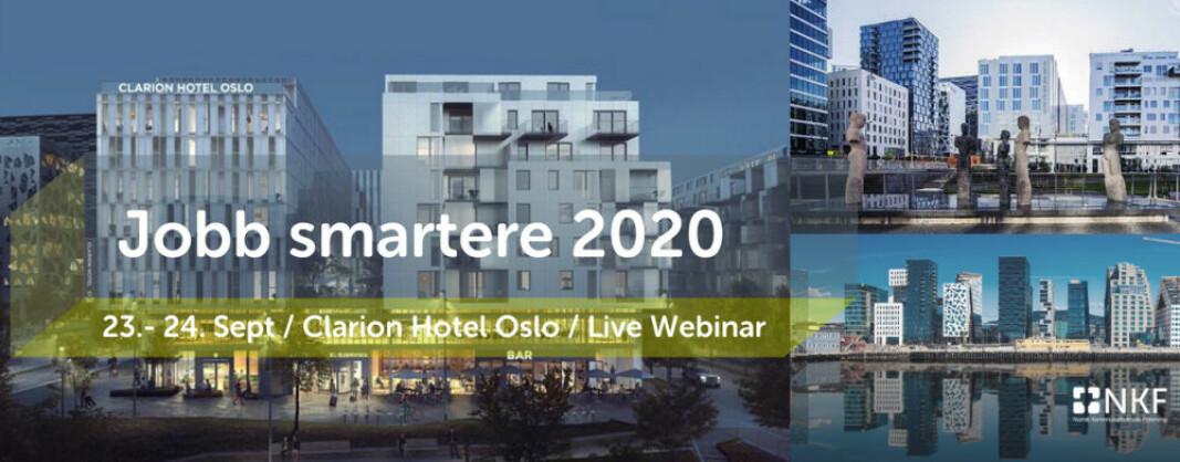 Konferansen avholdes på Clarion Hotel Oslo + som webinar, slik at det blir mulig med fullverdig deltakelse uten å være fysisk tilstede.