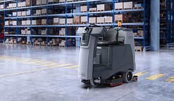 Ny robot fra Nilfisk