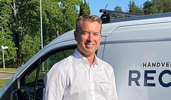 Ringqvist ny toppsjef i Recover