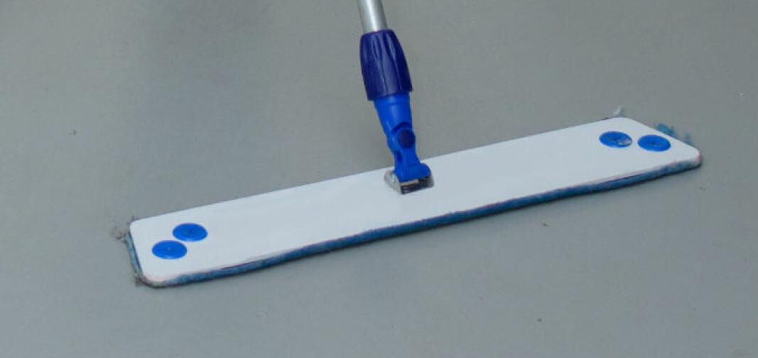 5 tips rundt rene mopper