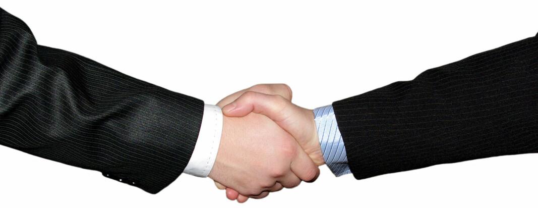 Partneravtalen med Borago gir Datec en partner med stort nettverk i det svenske markedet.