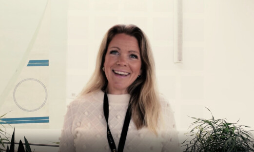 Renate Haugland ble NFSRs Servicehelt