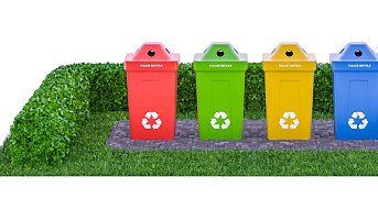 8 tips til å planlegge avfallsrom