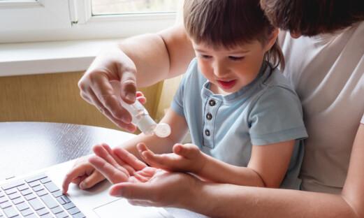 Stadig flere barn forgiftes