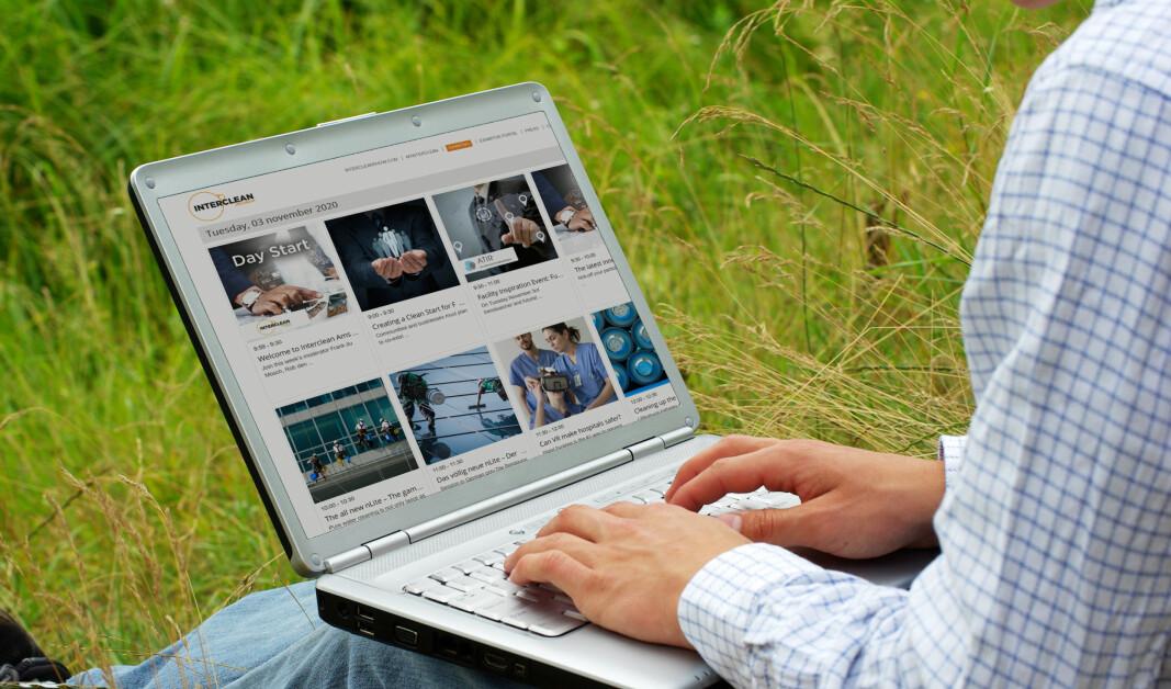 Interclean Amsterdam 2020 går for anledningen kun digitalt, men kan uansett by på et bredt utvalg webinarer.