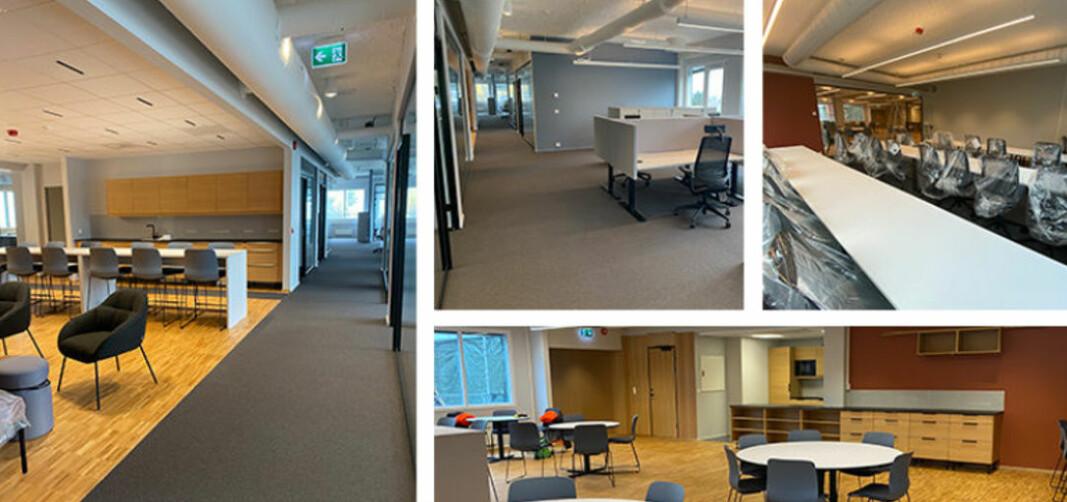 Elite Service Partner AS flyttet inn i nye og moderne lokaler 1. november 2020.