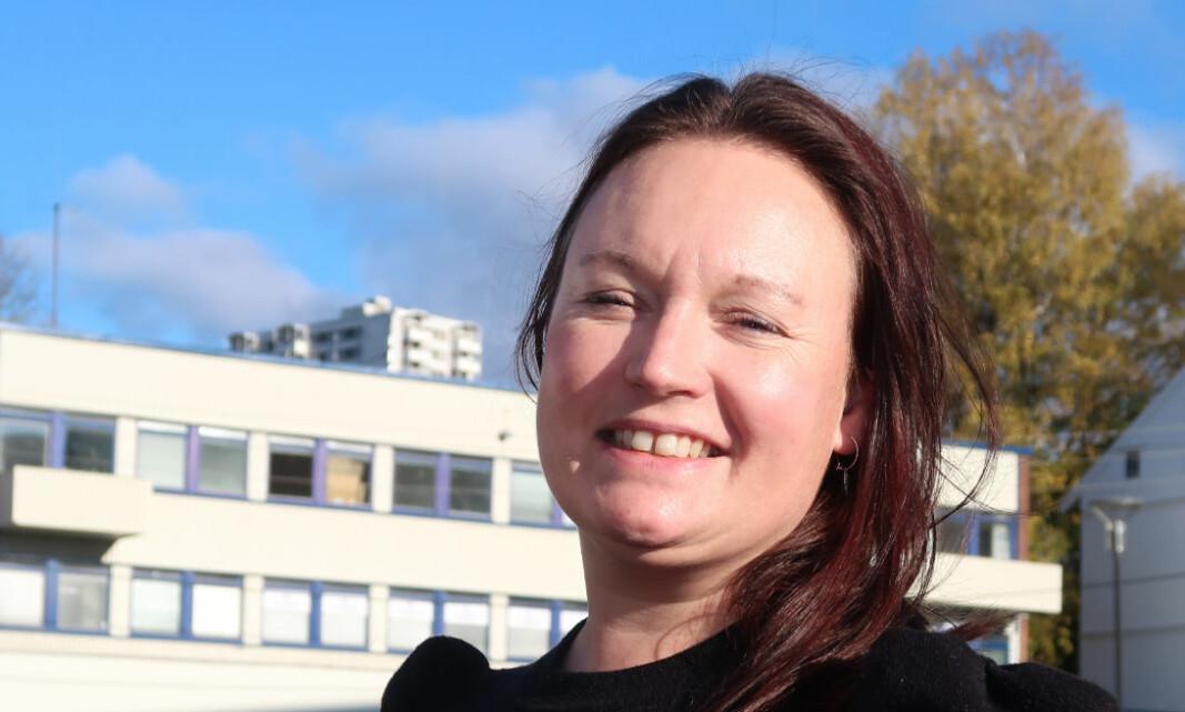 Ingeborg Malterud er portrettert i Renholdsnytt nr. 6/2020.
