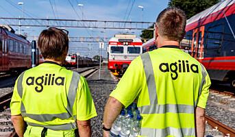 NSB Trafikkservice blir Agilia