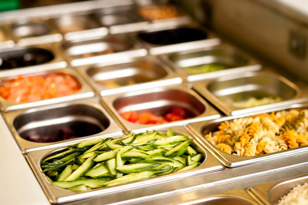 Coor-kantiner skal benyttes som testarenaer i en tidlig fase av utviklingen av ny og bærekraftig mat.