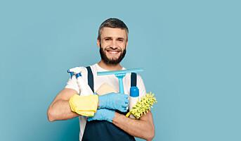 5 veier til å få fornøyde renholdere