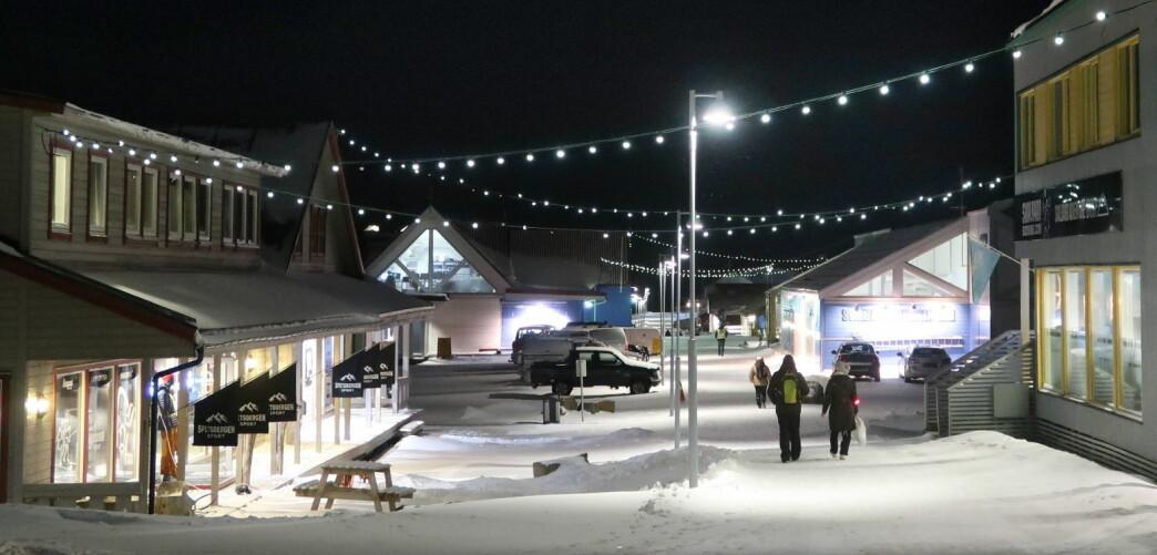 Deler av den utenlandske arbeidskraften utnyttes med dårlige lønns og arbeidsvilkår hos enkelte arbeidsgivere. (Ill.foto fra Longyearbyen)