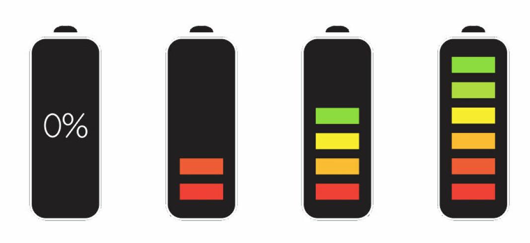 Batterier trenger trening, akkurat som mennesker. Ellers kan cellene i batteriet skades og levetiden forkortes.