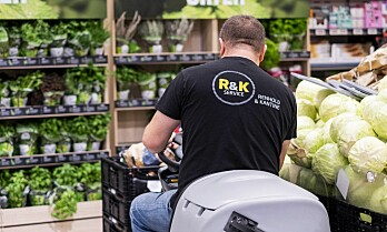 Coor kjøper R & K Service