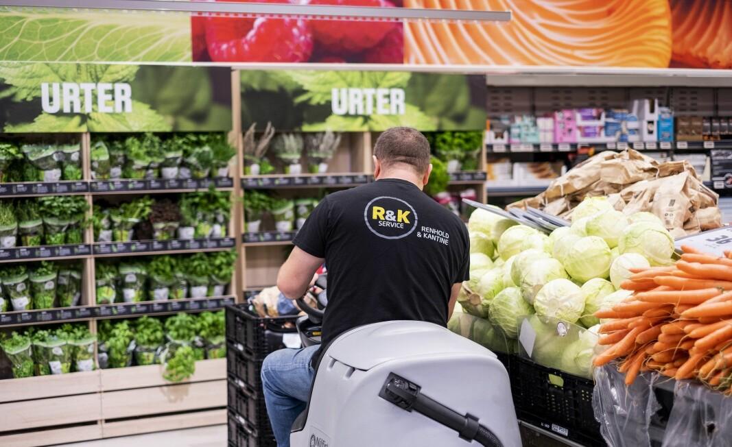 Coor styrker seg i regionen, samtidig som hele teamet i R & K Service AS fortsetter som før, slik at kundene vil merke minimale endringer.