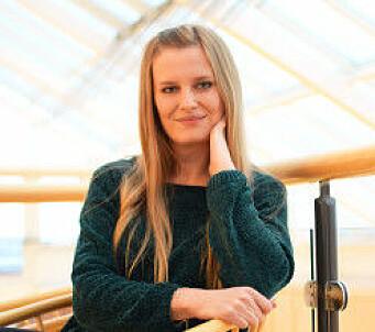 Anna Przybyszewska forsker på polske arbeidere i Norge.