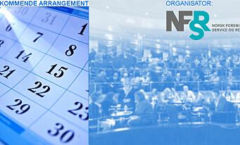 NFSR inviterer til fagmøte 18/3