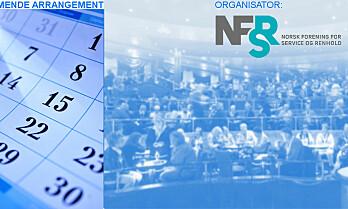 Husk frist for NFSRs årsmøte 22/4