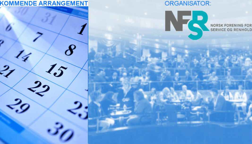 NFSRs generalforsamling avsluttes torsdag 22. april 2021 kl. 09.00.