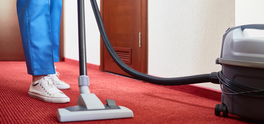 Hvordan er det å være renholdsleder i et karantenehotell?