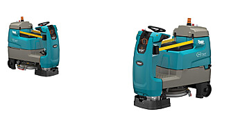 Tennant med ny robot