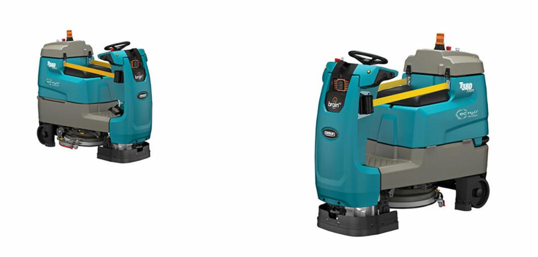 Den nye roboten er mindre enn forgjengeren og skal derfor lettere kunne manøvrere i trangere rom enn før.