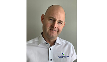 Brian Ask Sørensen ny salgssjef i Christeyns Norge