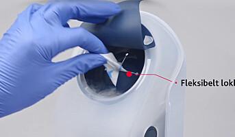 Økt dispenser-trygghet