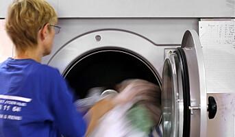 Ny studie om tøyvask og koronavirus