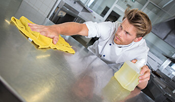 Gjester bruker dobbelt så mye penger når restauranten er ren