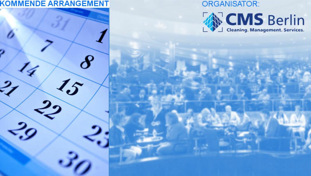Neste fysiske CMS avholdes på messeområdet i Berlin i 2023.