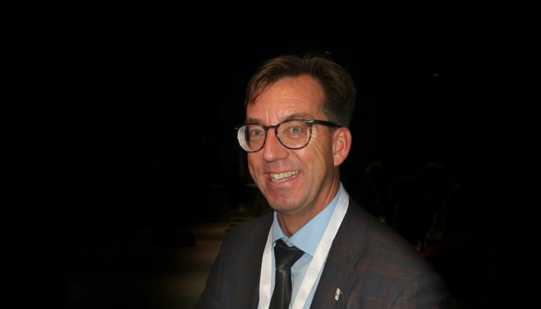 Rune Aale-Hansen er utdannet siviløkonom og får med overgangen til Regnskap Norge anledning til å dyrke sine interesser i enda større grad.