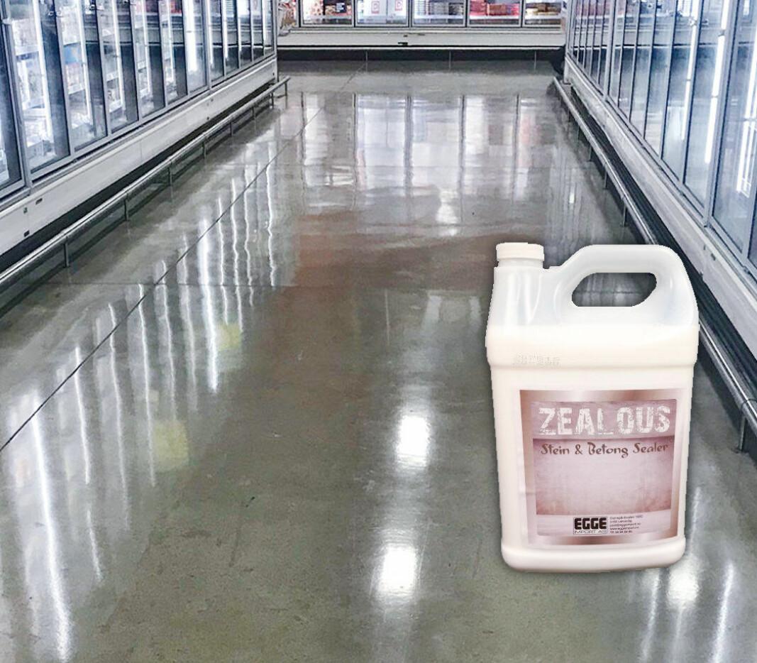 Zealous skal gi kortere herdetid og bedre vedheft enn før.
