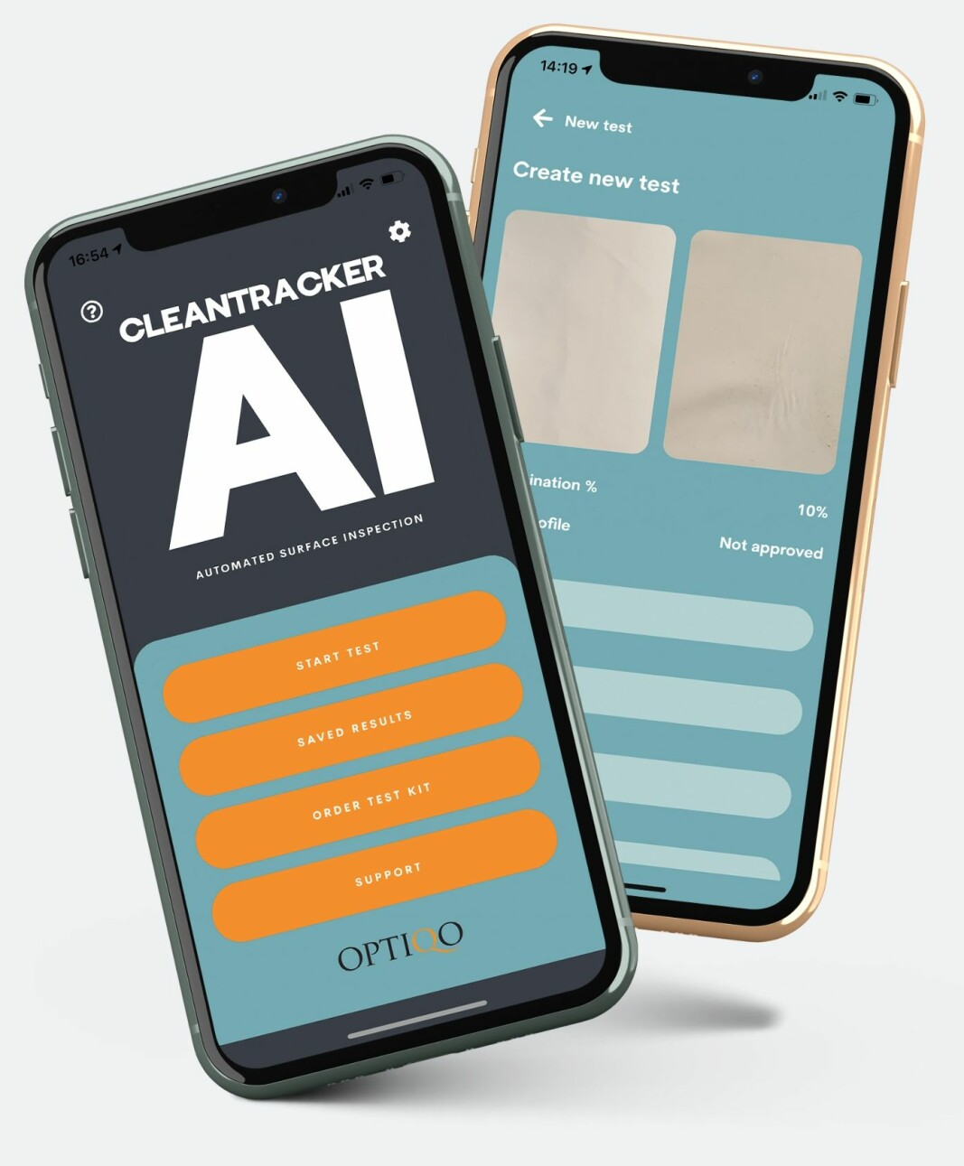 Appen skal gi en mer objektiv renholdsvurdering enn visuelle inspeksjoner.