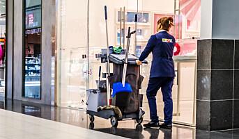Tegn til normalisering i butikkhandel
