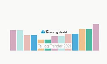 Servicebedriftene tapte 2 mrd i omsetning i 2020