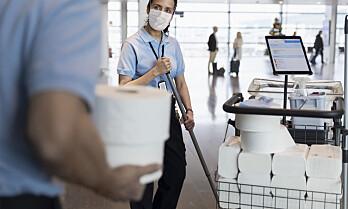 Tork med pakkeløsning for økte krav til kontorhygiene