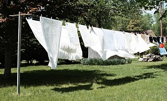 Fem triks for en bærekraftig og smart klesvask
