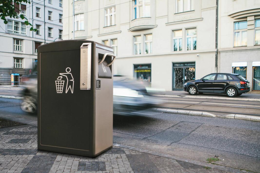 Skal bærekraften øke, bør man blant annet planlegge for underjordiske avfallsrør, foreslår Norsk Kommunalteknisk Forening.